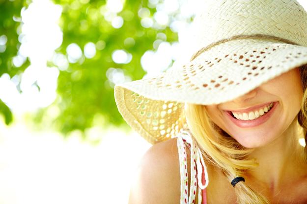 Sonnenschutz ist unverzichtbar