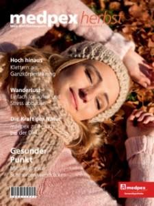 medpex Herbst Wohlfühlmagazin