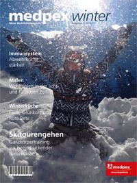 medpex Winter 2014 Wohlfühlmagazin