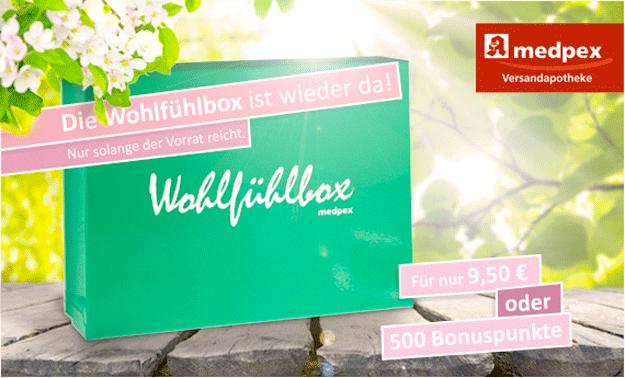Wohlfühlbox 13 Frühling 2015