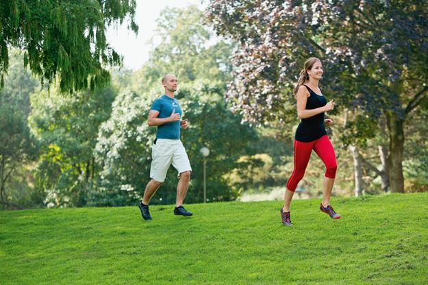 Beim Laufen kommt es vor allem auf eine korrekte und saubere Technik an.