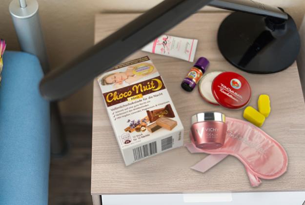 Produkttipps für den Nachttisch