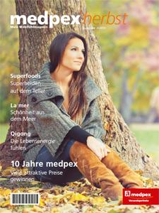 medpex Wohlfuehlmagazin Herbst 2015