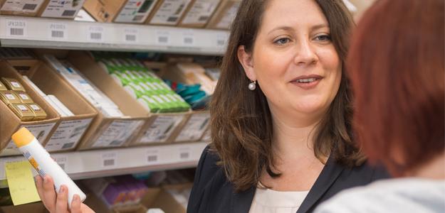 Beim Versand der medpex Bestellungen steht die Arzneimittelsicherheit an erster Stelle.