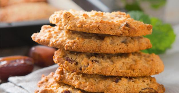 Rezept Hafer-Dattel-Cookies medpex Wohlfühlküche