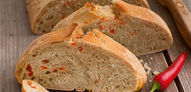 Rezept Chili-Brot / medpex Wohlfühlküche