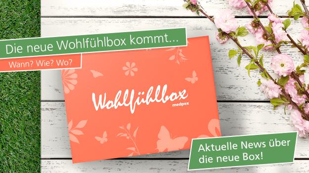 medpex Wohlfühlbox Frühling 2016