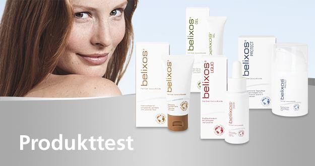 Belixos Produkte für unsere Tester