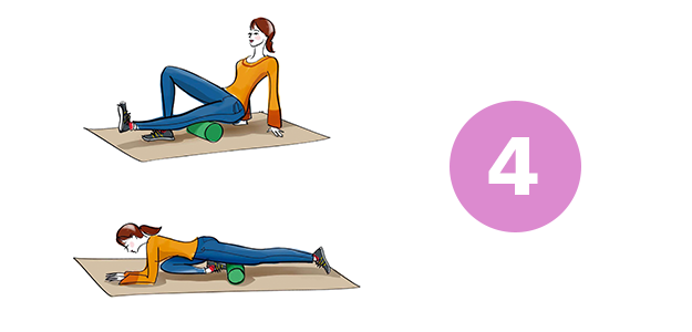 Übungen für den Oberschenkel