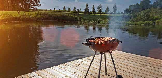 Grillen ist eine der Lieblingsbeschäftigungen für laue Sommerabende.