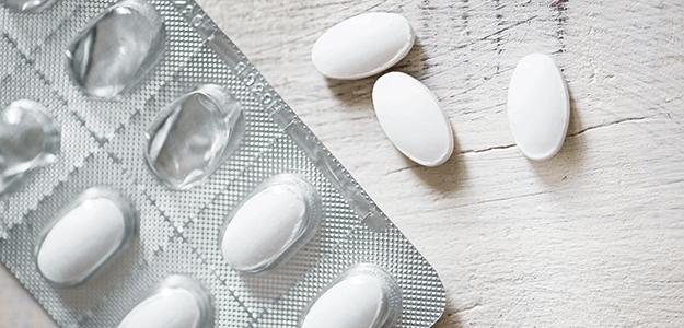 Antibiotikatabletten