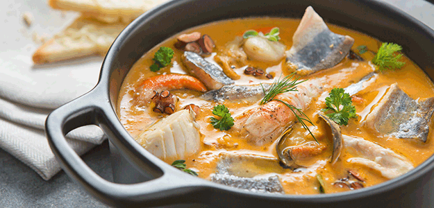 Fischsuppe-Rezept
