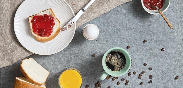 Kreatives Frühstück