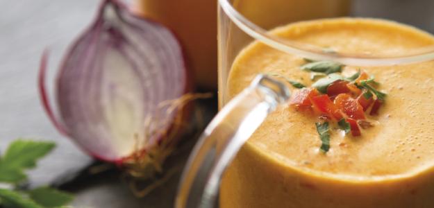 Paprika-Creme-Suppe