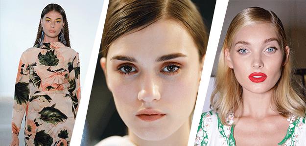 Trendfarben 2018 für Lippen und Nägel